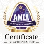 "EXPERTIS vinh dự nhận giải thưởng  ""Asia Most Impactful Service Award 2016"""