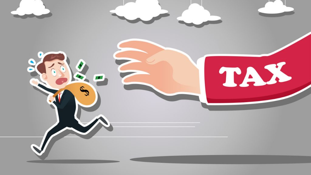 doanh nghiệp và cá nhân trốn thuế