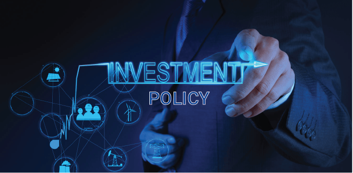 State policy on business investment