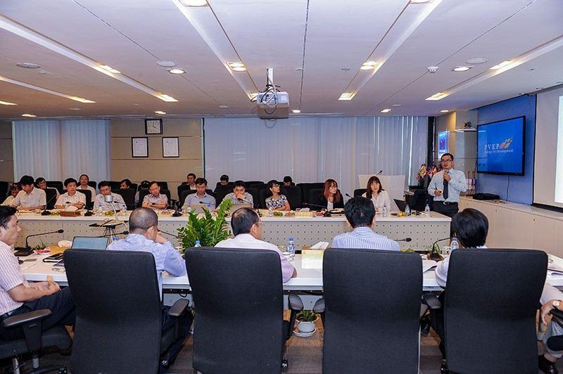 Doanh nghiệp có bộ phận kiểm toán nội bộ được đánh giá cao bởi các NĐT nước ngoài