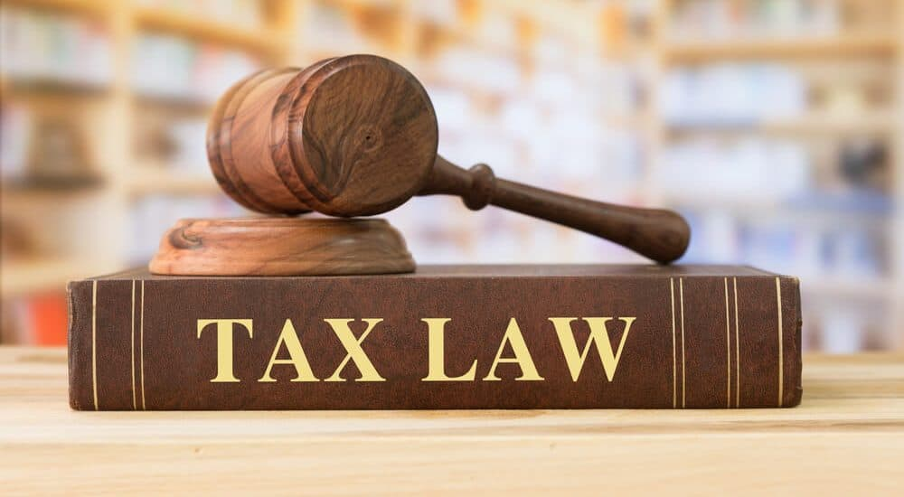Tax management Law