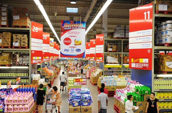 Nhu cầu tiêu dùng của Việt Nam