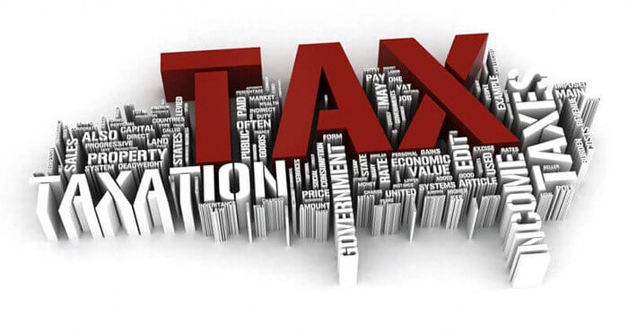Business taxes to be paid after the establishment of the company