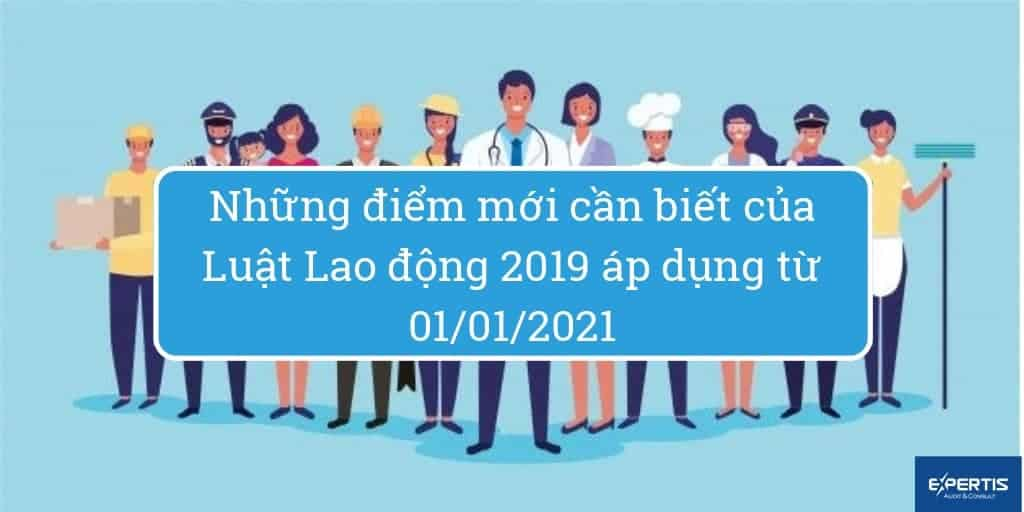 New points to know of the Labor Law 2019 apply from 2021