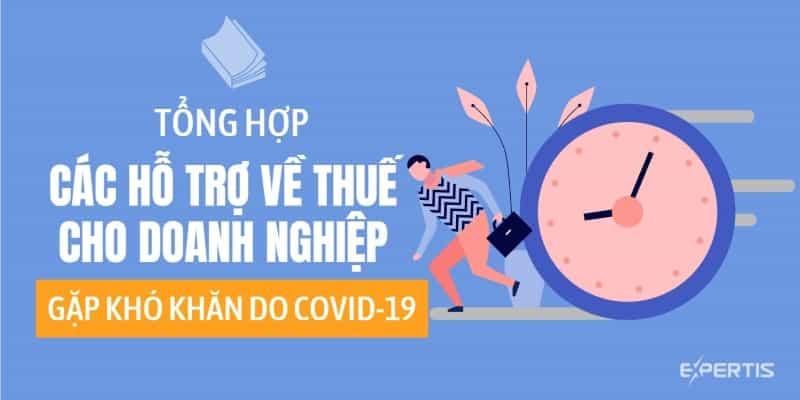 Dưới đây là tổng hợp các chính sách hỗ trợ người dụng lao động (DN) và cho người lao động làm việc tại DN gặp khó khăn do ảnh hưởng của đại dịch Covid-19. Các hỗ trợ được ban hành trong giai đoạn phát sinh dịch Covid-19 ở Việt Nam.